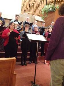 advent choir