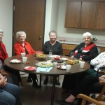 Christmas Tea (FMC Women)