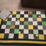 Pam Bartel's Comforter